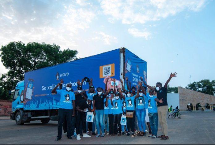Sénégal : la fintech Wave lève des fonds