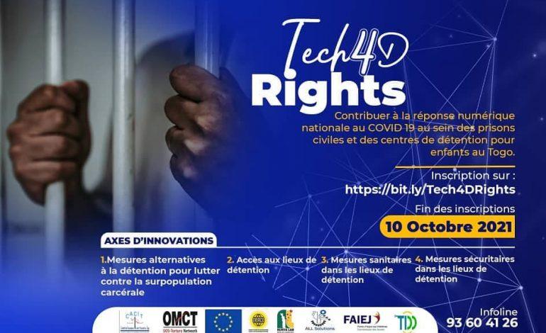 Togo : Le CACIT recherche des solutions numériques pour améliorer les conditions de vie des détenus