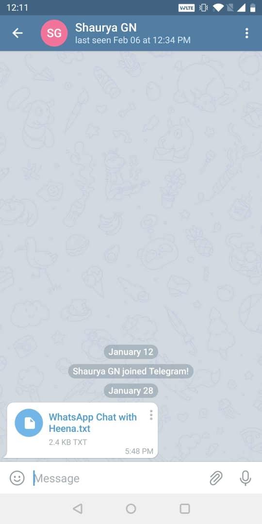 Telegram : voici comment programmer un message à envoyer
