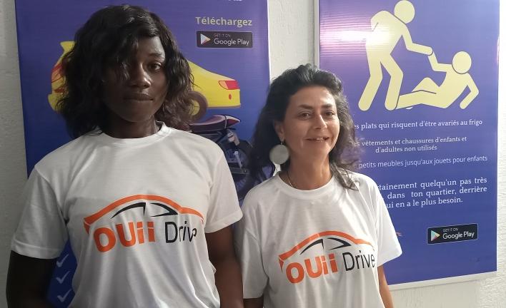 Togo : OuiiDrive, une nouvelle application dédiée au transport