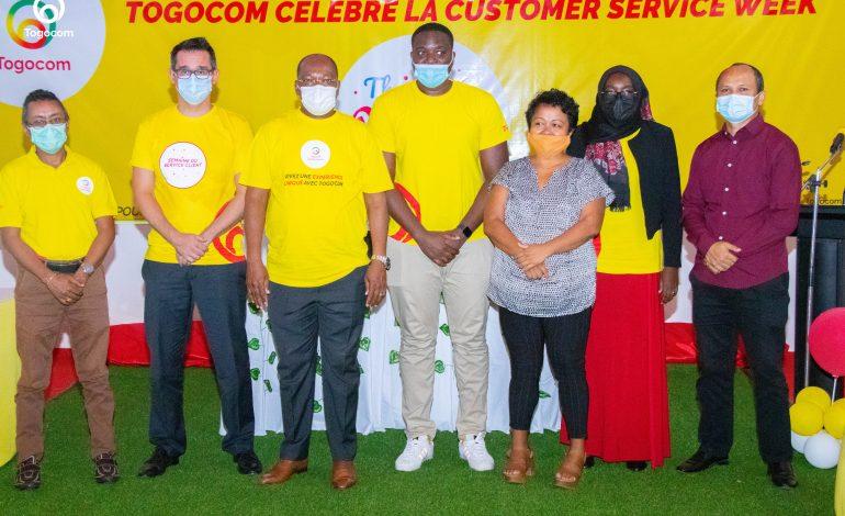 TOGOCOM célèbre la Customer Service Week (CSW)