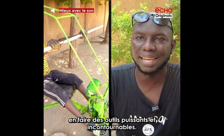 Niger : Il fabrique un aéronef motorisé