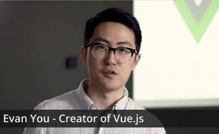 Que sait-on d'Evan You, le créateur de Vue.js ?